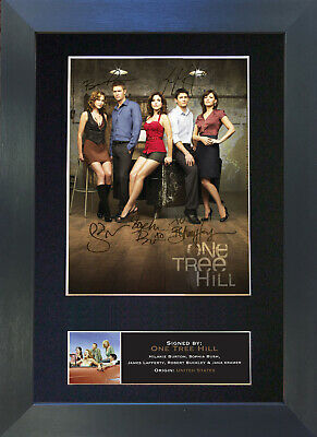 ONE TREE HILL Signed Mounted Autograph Photo Prints A4 375