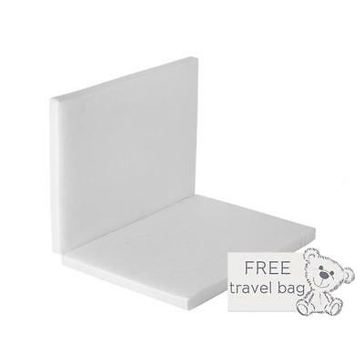 *Baby Elegance Foldable Travel Cot Mattress (69 x 99 x 5 cm)*