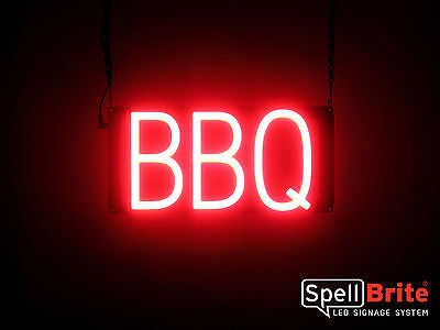 SpellBrite Ultra-Bright BUFFET Sign Neon look LED performance