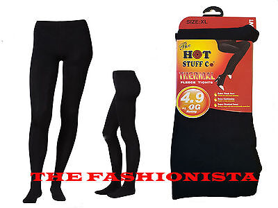 3X Ladies/Women Warm Winter Super Thermal Insulated Thick Fleece Tights 4.9 Tog