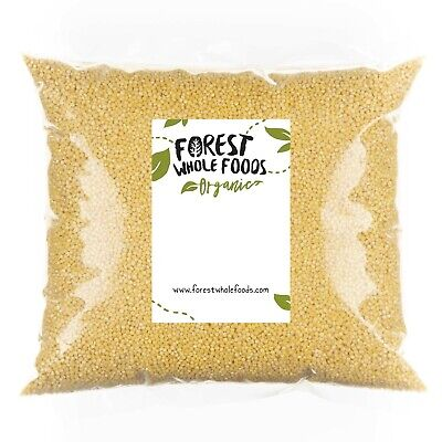 Forest Whole Foods - Organic Hulled Millet