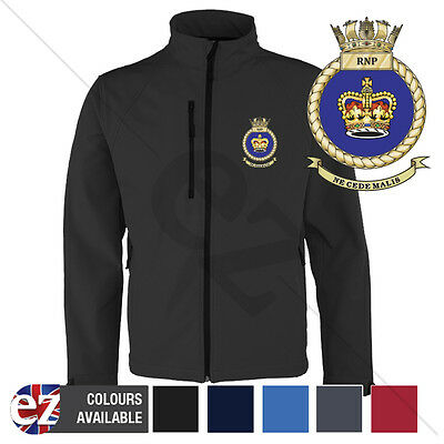 Royal Navy Police - Royal Navy - Softshell Jacket - Personalised text available