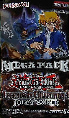 YuGiOh Mega Pack Legendary Collection Joey`s World - LCJW - 121-180 - TopM