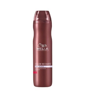Wella Professionals Color Recharge Cool Blonde Shampoo for blonde hair 250 ml