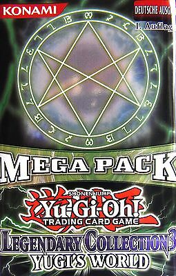 Yugioh Mega Pack Legendary Collection Yugi`s World