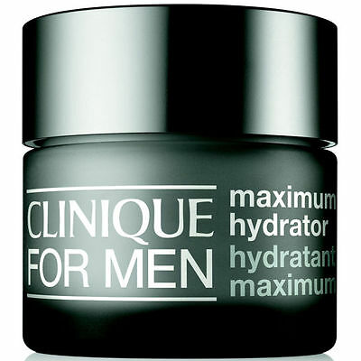 Clinique For Men Maximum Hydrator 50ml- Normal To Dry Skin- Brand New