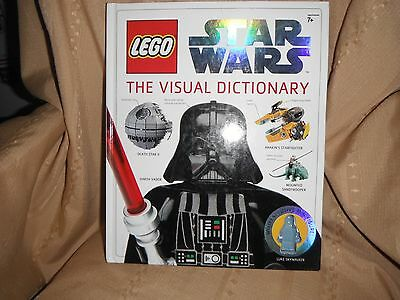 lego star wars book the visual dictionary 2009
