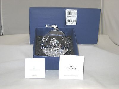 Swarovski 2016 Annual Edition Ball Ornament LARGE  5221221  NEW IN BOX