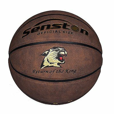 """Senston Game Basketball Official-Official Size 7 (29.5""""),All Conference Basketba"""