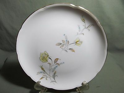 "Fine China of Japan Symphony  Set of 4 (FOUR) 7 1/2"" Salad Plates VGUC"