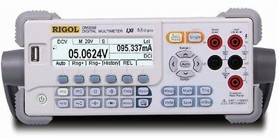 Rigol DM3068 6 1/2 digiit Multimeter