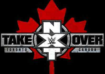 WWE Tickets 11/19/16 (Toronto)