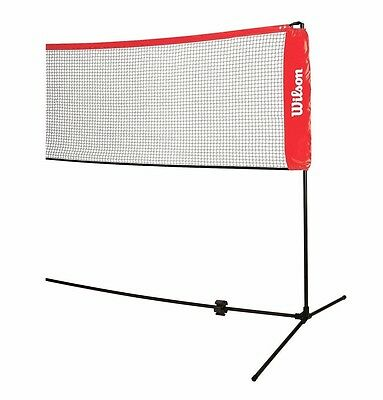 Wilson Starter EZ Mini 3m Net for Tennis or Badminton