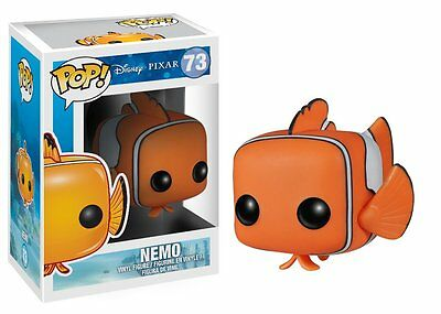 Nemo Pixar Pop Movies Vinyl Figure Funko New Vaulted