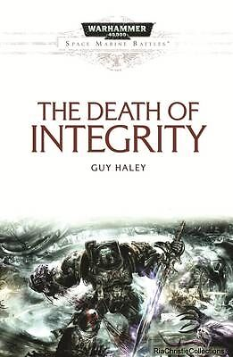 The Death of Integrity Guy Haley New Paperback Free UK Post