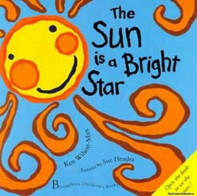 The Sun is a Bright Star Ken Wilson-Max Sue Hendra New Paperback Free UK Post