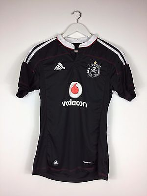 ORLANDO PIRATES 11/12 Home Football Shirt (S) Soccer Jersey Adidas