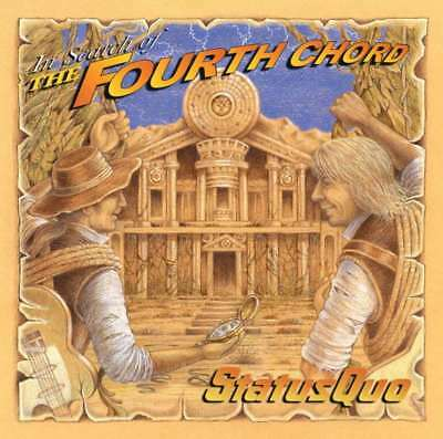 STATUS QUO - In Search of the Fourth Chord CD