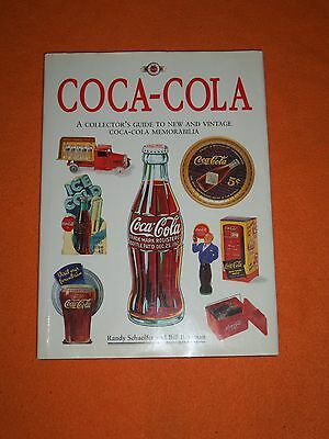 Coca-Cola: A Collector's Guide To New & Vintage Memorabilia Schaeffer & Bateman