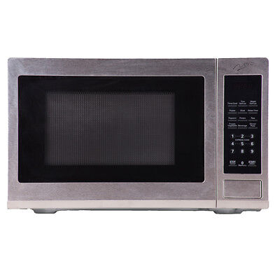 Nero Microwave 900W 30L Stainless Steel