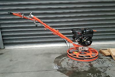 30 inch trowel machine B&S engine pizza pan 1 combo sets of blades