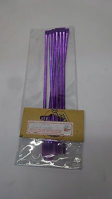 "Highway Hawk Kabelbinder lila 67-054 Cable tie purple 200mm 8"" Streetfighter"