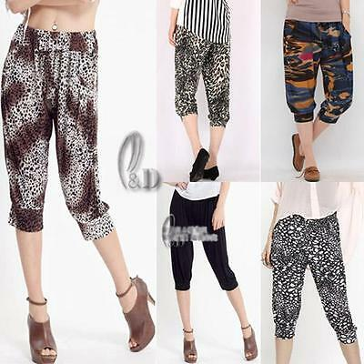 WHOLESALE BULK LOT OF 10 MIXED STYLE Soft Hippie Short Yoga Beach pants P002