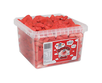 903473 1.65kg BOX OF STRAWBERRY CLOUDS - ORIGINAL & THE BEST! - GLUTEN FREE