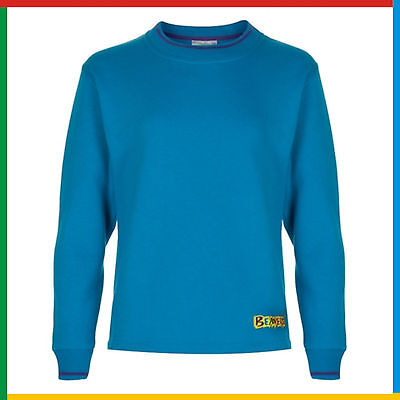 BEAVERS SWEATSHIRT: Official supplier: All Sizes - BRAND NEW Top *NEW STYLE*