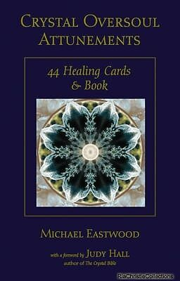 Crystal Oversoul Attunements Michael Eastwood Judy H. Hall New Cards Free UK Pos