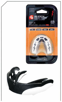 Shock Doctor Mouthguard Gum Shield suitable for Rugby Hockey all contact sports