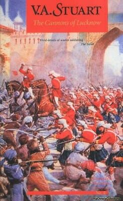 The Cannons of Lucknow V. A. Stuart New Paperback Free UK Post