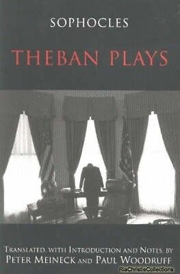 Theban Plays 9780872205857 Sophocles Peter Meineck Paul Woodruff Paperback New B