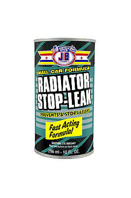 Justice Brothers JB RSL/2 Radiator Stop-Leak 10 Fluid Ounce Metal Can