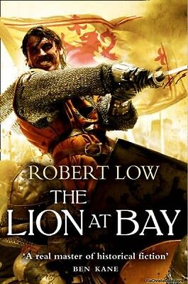 The Lion at Bay Robert Low New Paperback Free UK Post