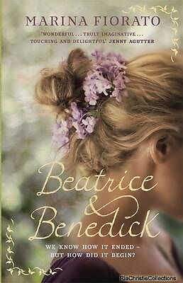 Beatrice and Benedick 9781848548039 Marina Fiorato New Paperback Free UK Post