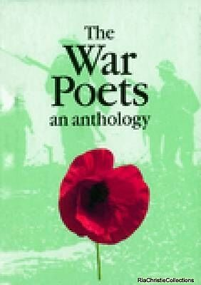 The War Poets - English New Paperback Free UK Post
