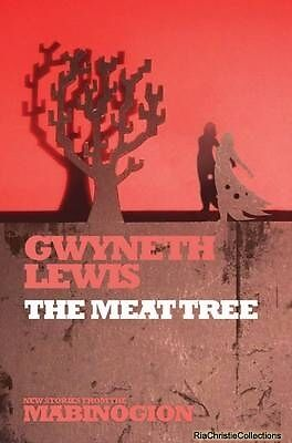 The Meat Tree Gwyneth Lewis Paperback New Book Free UK Delivery