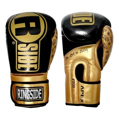NEW Ringside Sparring Gloves 16oz - Boxing Kick MMA Cardio Gear Fitness Training