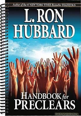 Handbook for Preclears L. Ron Hubbard Spiral bound New Book Free UK Delivery