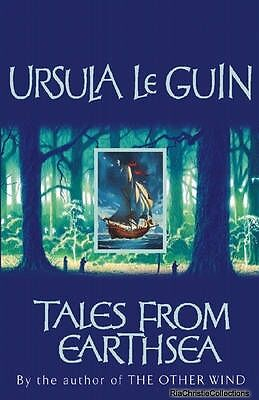 Tales from Earthsea Ursula K. Le Guin New Paperback Free UK Post