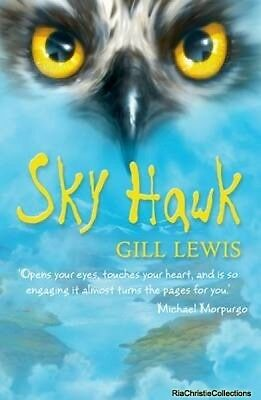 Sky Hawk Gill Lewis New Paperback Free UK Post