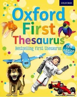 Oxford First Thesaurus Andrew Delahunty
