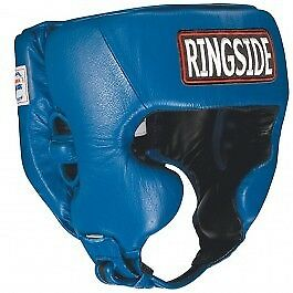 NEW Competition Boxing Headgear - Face Protector - MMA - Protective Gear