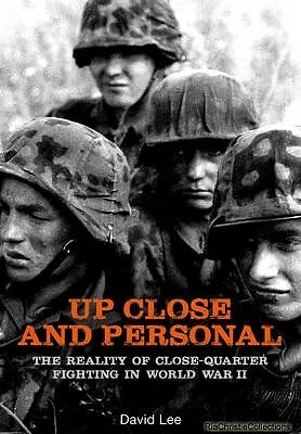 Up Close and Personal 9781848328372 David Lee Paperback New Book Free UK Deliver
