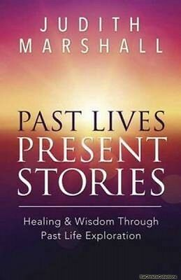 Past Lives Present Stories Judith Marshall Paperback New Book Free UK Delivery
