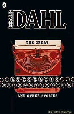 Great Automatic Grammatizator and Other Stories Roald Dahl New Paperback Free UK