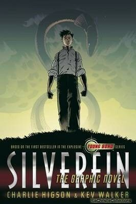 SilverFin The Graphic Novel Charlie Higson New Paperback Free UK Post