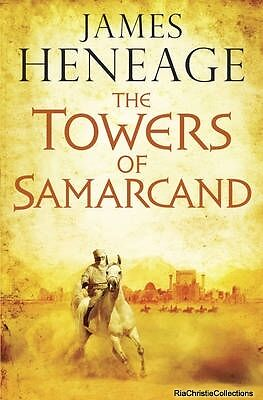 Towers of Samarcand James Heneage New Paperback Free UK Post