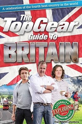 The Top Gear Guide to Britain Richard Porter Hardback New Book Free UK Delivery